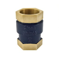 1037 Bronze Vertical Check Valve