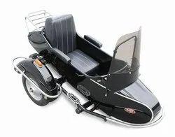 Cozy Kozi Euro Retro Sidecar Left & Right  For Vespa 125 Gt/gtr/ts/150 Gl/sprint/v./160 Gs/180 Ss