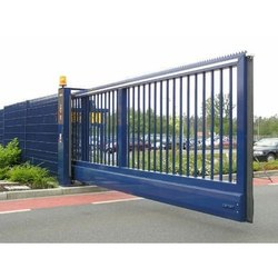Electric Motorized Sliding Gate