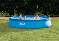 Intex 13 Feet Diameter Inflatable Swimming Pool