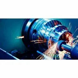 Stainless Steel CNC Lathe Precision Machining Service, Gujarat