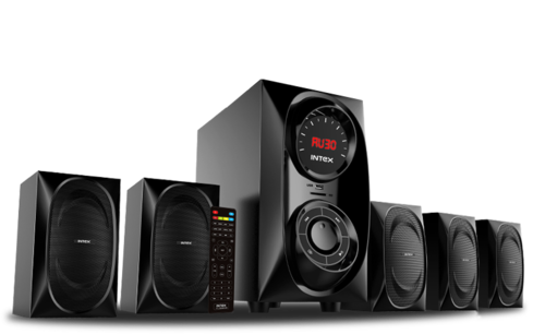 Intex 5 1 Home Theater 6040 At Rs 5000 Piece Chintadripet Chennai Id 20086684930
