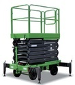 Manual Driven Scissor Lift