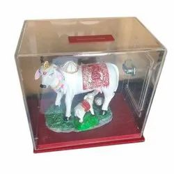 Acrylic Gau Donation Box