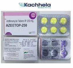 AzeeTop 250mg tablet