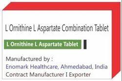 L Ornithine L Aspartate Tablet