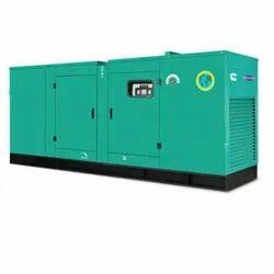 Air Cooling Silent Generators, 240 V Ac,415 V Ac