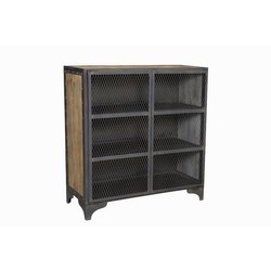 Wooden Sideboard Type Shoe Rack, Size: 36