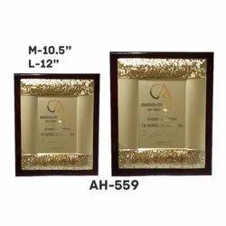 AH - 559 Premium Award
