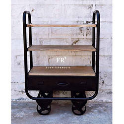 F&B Cart for Hotel & Resort Kitchen and Dining Areas
