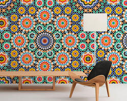 Fabric Wall Covering Textile