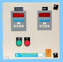 Control Panel for Borewell Submersible Pumps