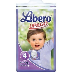 Libero Up And Go Size 4