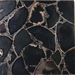 Capstona Black Agate Tiles