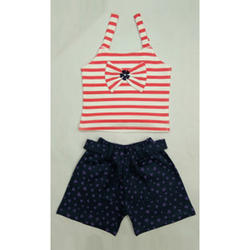 Designer Kids Top and Shorts