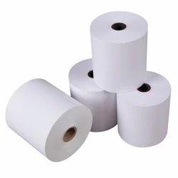 白色普通热纸卷