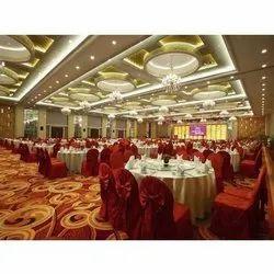 Banquet Hall Interior Designing Service