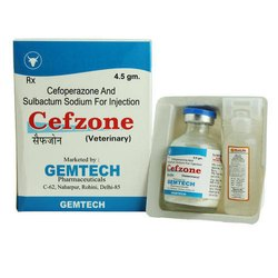 Cefoperazone and Sulbactam Sodium Injection