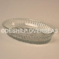 Deshilp More Color Available Glass Clear Bowls, Freezer Safe: Yes, Number Of Pieces In A Packet: 1