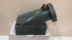 IP 67 63 amp  5pin Wall Socket