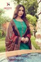 Deepsy Panghat Vol-6 Jam Silk Cotton Embroidery Work Dress Material Catalog