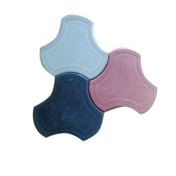 Concrete Milano Interlocking Paver Tile, Thickness: 60 mm, Size: Medium