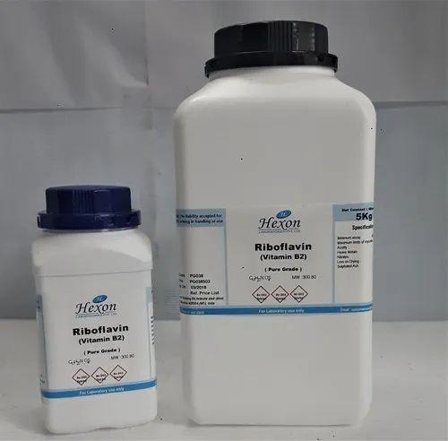 Hexon Vitamin B2 (Pure Grade)