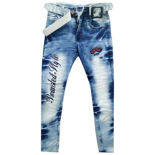c066c5e0299c Denim Casual Wear Kids Designer Jeans, Rs 250 /piece, Manhar ...