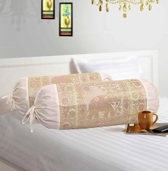 Cylinder Diwan Masand Pillow Cover