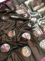 Soft Silk Saree With Blouse