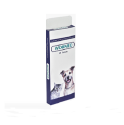 Wormed (Praziquantel 50 mg Pyrantel Embonate 144 mg)