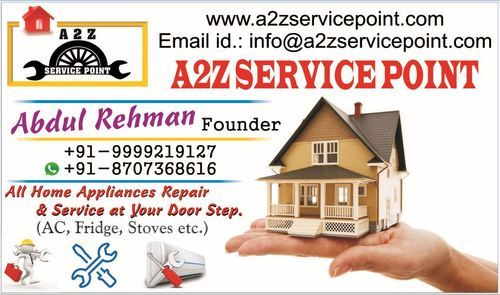 A2Z Service Point - Service Provider from Belthara Road