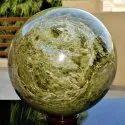 Vesuvianite Sphere Ball