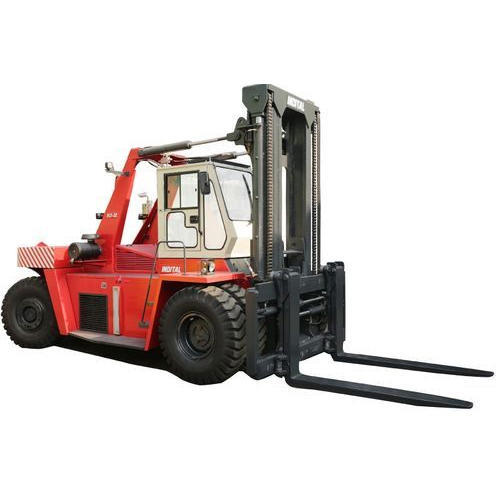 32 Ton Forklift Truck - View Specifications & Details of