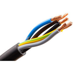 Multicore  Copper Flexible Cable