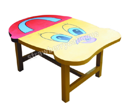 Decorative Kids School Table