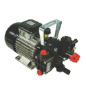 Due Diaphragm Piston Pump