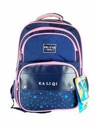 Dark Blue Colour Kids Bag