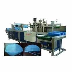 Non Woven Surgical Cap Making Machine
