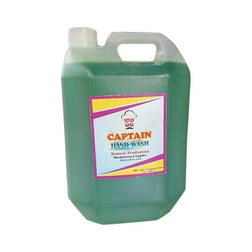 Captain Hand Wash - Liquid, Pack Size: 500 Ml To 35 Litre