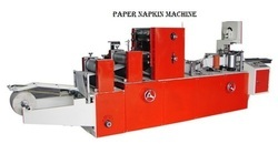 Paper Napkin Fully Automatic Machine