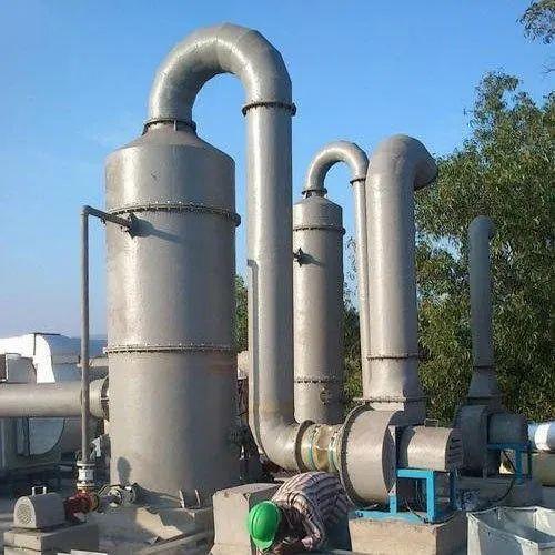 Industrial Pollution Control Equipment Scubbers - Venturi