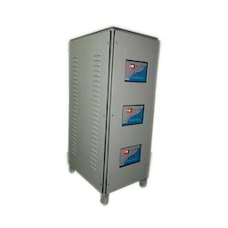 Three Phase Air Cooled Servo Stabilizers