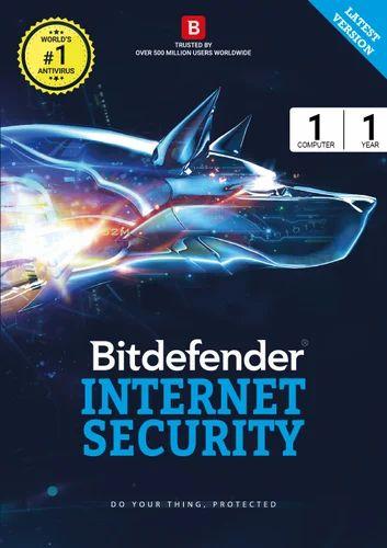 Bitdefender Internet Security Premium 2019, 1 Device, 1 Year