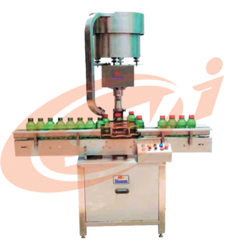 SS Screw Capping Machine