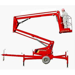 Spider Lift Rental Services