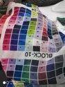 Alphabet Printed Fabric
