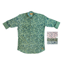 Mens Cotton Full Sleeve Printed Shirt, Size: M To Xxl