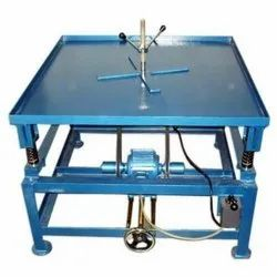 Concrete Testing Vibrating Table