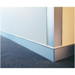 Aluminum Screw-On Skirting
